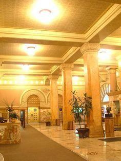 Louis Sullivan - The Auditorium Building, Chicago
