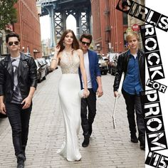 Girls Rock for Prom '15 with Before You Exit