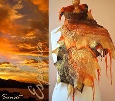 Gallery.ru / Фото #202 - Мои работы. Шарфы. - Shellen