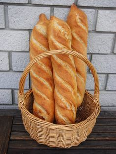 Baguette, Ciabatta, Canapes, Christmas Cookies, Bacon, Bakery, Lime, Rolls, Cooking