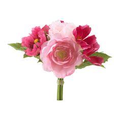 SMYCKA Fleur artificielle IKEA Fleur artificielle qui ressemble beaucoup à une vraie et reste belle et fraîche pendant longtemps.