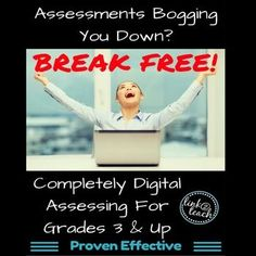 Cut your assessment time by 80% each month by using the ideas in the bundle…