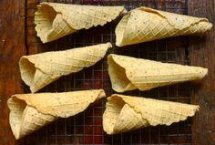 Gluten-Free, Dairy-Free Ice Cream Cones | Silvana's KitchenSilvana's Kitchen