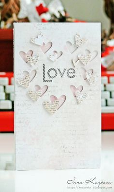 Messy Head - Love - Inna Karpova for Nani ke Ola