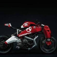"machoturbo: "" rhubarbes: "" Ronin Motorworks More bikes here. Bike Bmw, Cafe Bike, Moto Bike, Motorcycle Bike, Buell Motorcycles, Concept Motorcycles, Cool Motorcycles, Ducati, Buell Cafe Racer"