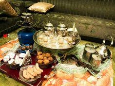 جلسة شاهى عاله .. Libyan Food, Soul Food, Tables, Sweets, Culture, Tea, Table Decorations, History, Country