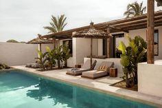 Casa Cook Kos With Greek Architectural Style - Interior Ideas. Hotel Grecia, Kos Hotel, Restaurant En Plein Air, Outdoor Restaurant, Design Hotel, Design Design, Beach Hotels, Hotels And Resorts, Greek Architectural Style