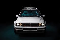 A subasta un impecable Lancia Delta HF Integrale Evoluzione 1 Martini 6 Lancia Delta, Ac Schnitzer, Porsche 550, Martini Racing, Collector Cars For Sale, Rally Car, Sport Cars, Buick, Cars And Motorcycles