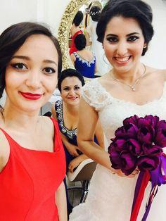 Gelin makyajı gelin çiçeği makyaj makeup bridal