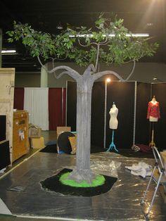 Tree prop