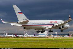 Photo of RA-96016 Ilyushin IL-96-300PU by Carlos Miguel Seabra