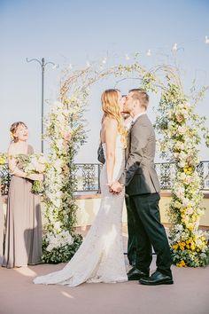 Photographer Feature: Beachside wedding by Matt Miller - Wedding Party