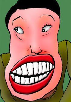 話題の人の似顔絵BLOG: R-1決勝進出。