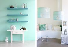 Few Great Ideas How to Refresh Your Home for the Summer ♥
