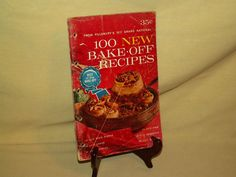 PILLSBURY BAKE OFF 1964 15TH GRAND NATIONAL NEW RECIPES VINTAGE ADVERTISING ILL