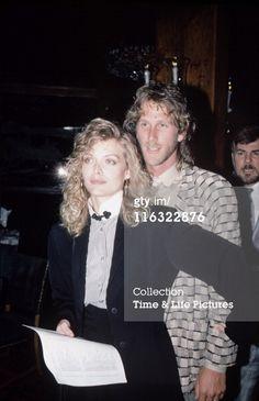 Michelle Pfeiffer & Peter Horton