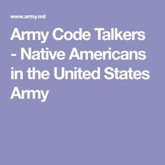 an introduction to native american code talkers Teacher's guide code talker  unbreakable code native american languages are both complex  read the introduction on pages 9-11 in code talker the.
