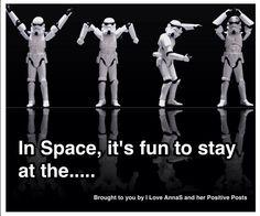 Star Wars: YMCA