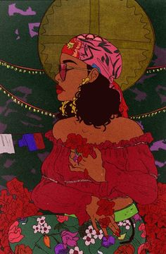 Wild Thoughts By Vincent Cecil In Art Art Black - Wild Thoughts An Art Print By Vincent Cecil Inprnt Visit Art Prints By Vincent Cecil June Wild Thoughts An Art Print By Vincent Cecil Inprnt Source By Youliketea Black Girl Art Black G Black Love Art, Black Girl Art, Art Girl, Art Sketches, Art Drawings, Arte Dope, Black Girl Cartoon, Black Art Pictures, Afro Art