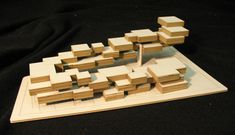 Architecture Study Models | Student Project | Clemson University, South Carolina