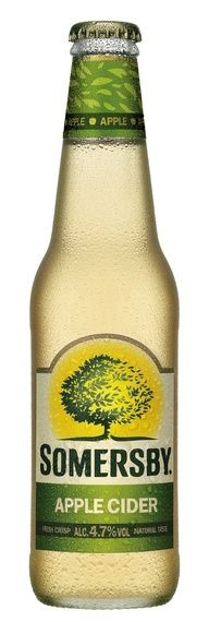 We carry Somersby Apple Cider on tap....sweet...!!