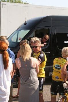 Jan Grubak deltog atter hos Team Rynkeby Nordsjælland  Husk at du også kan støtte Team Rynkeby Nordsjælland på https://www.betternow.org/d...