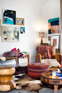 Bohemian home inspiration!! Loving this