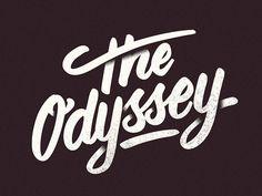 http://dribbble.com/shots/1079817-The-Odyssey-Logo?list=popular=134