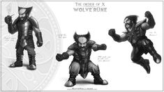 Cool Concept: Medieval X-Men — GeekTyrant