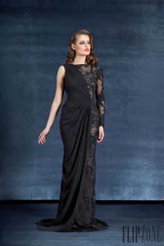 Abed Mahfouz - Prêt-à-porter - Outono-Inverno 2013-2014 - http://pt.flip-zone.com/fashion/ready-to-wear/independant-designers/abed-mahfouz