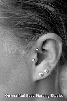 I have tragus piercings and one forward helix, but my next forward helix will have this placement.