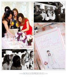 02_Bob & Dawn Davis Photography_Ashley Hebert & JP Rosenbaum Wedding~ have bridal lunch with my bridal party <3 :)