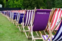 Concert-goers opting for deck chairs at Kenwood House could choose the option of more legroom – mirroring Monarch's offer of optional extra legroom during flights. Lawn Chairs, Outdoor Chairs, Outdoor Furniture, Outdoor Decor, Kenwood House, English Heritage, Black Bear, West Virginia, Holiday Parties