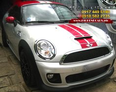 2013 MINI COOPER COUPE JOHN COOPER WORKS TOP MODEL CALL: 0917-449-5140 WWW.HIGHENDCARS.PH