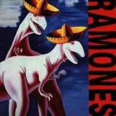 "RAMONES ""Adiós amigos"" digitally altered version of a painting by artist Mark Kostabi Punk Rock, The Ramones Songs, Lps, Hard Rock, Rock N Roll, Heavy Metal, Mark Kostabi, Historia Do Rock, Modern Drummer"