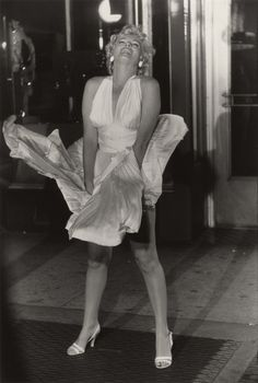 """probably the most famous """"marilyn"""" photo"""