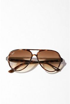 Ray-Ban Plastic Aviator (Online Only) $135.00
