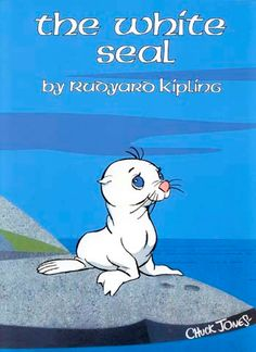 The White Seal cartoon. I watched this, Riki Tiki Tavi, Goonies and Paul Bunyan in the Hospital when I was 6. Classic.