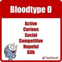 Things you need to know about blood type O ...