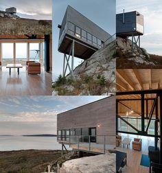 VrayWorld - The Cliff house