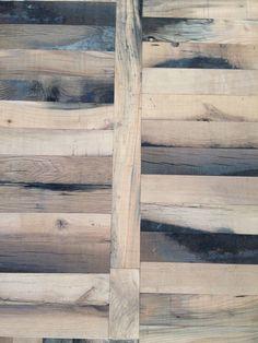Unfinished oak wine barrel, Reclaimed Flooring Co