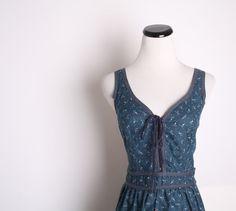 Gunne Sax Dress / Vintage Gunne Sax / Gunne Sax / by aiseirigh, $58.00