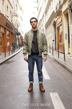 Dapper in Dr Martens - Street Style at The Idle Man