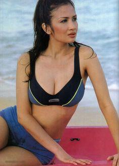 cantik semok nude roro fitria bugil at DuckDuckGo Girls Phone Numbers, James Bond, String Bikinis, Places To Visit, Swimming, Celebs, Nude, Bra, Film