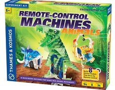 Anto Remote Control Animals Science Kit on www.amightygirl.com