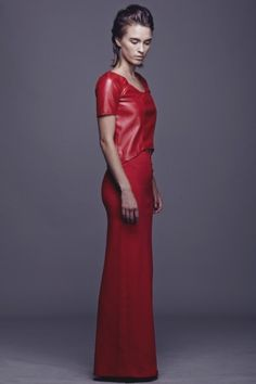 Long Red Skirt Inverted Triangle, Hourglass Figure, Red Skirts, Asos, Dress Up, Formal Dresses, Red Maxi, Model, Clothes