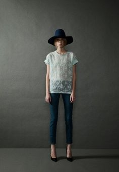 Summer Style 2013 >> Navy and Lace