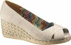 Amazon.com: Soft Style by Hush Puppies Women's Chesapeake Bay Espadrilles: Shoes