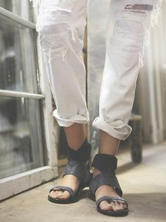 Free People Surreal Stretch Sandal, $98.00