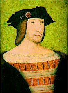 FrançoisIer, roi de France, à 21 ans, en 1515